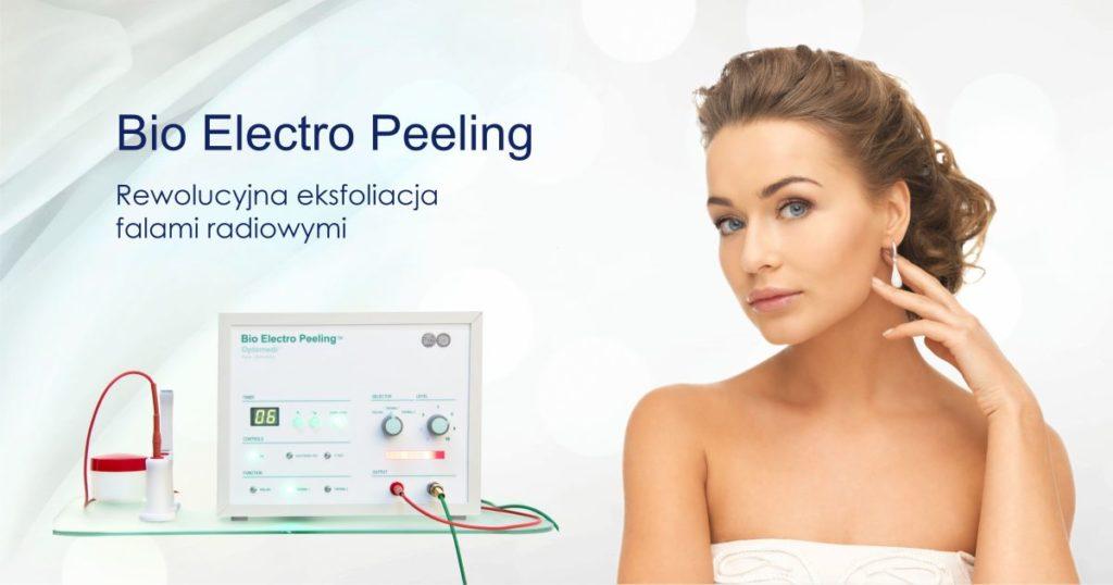 Zabieg kosmetologiczny: Bio Electro Peeling w Szczecine