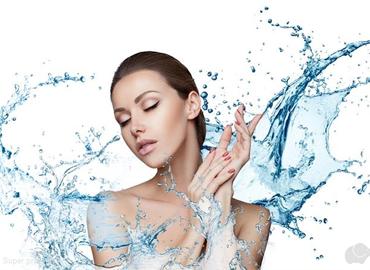 Zabieg oczyszczaniem wodorowym u kosmetologa